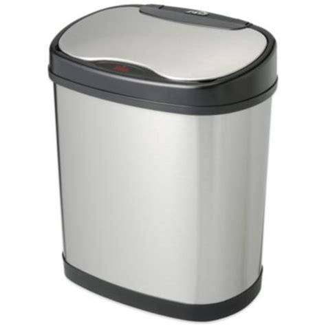 bed bath and beyond garbage cans buy bathroom trash cans from bed bath beyond