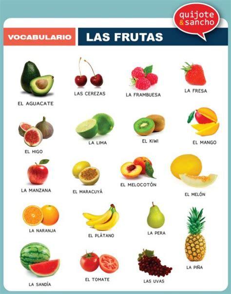 imagenes de frutas que empiecen con la letra a las frutas china pinterest las frutas fruta y espa 241 ol