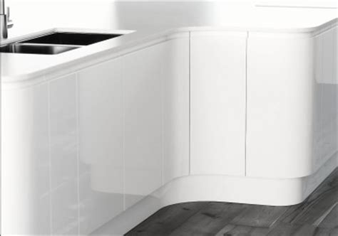 kitchen cabinets replacement doors and drawers high gloss white handleless replacement kitchen doors and