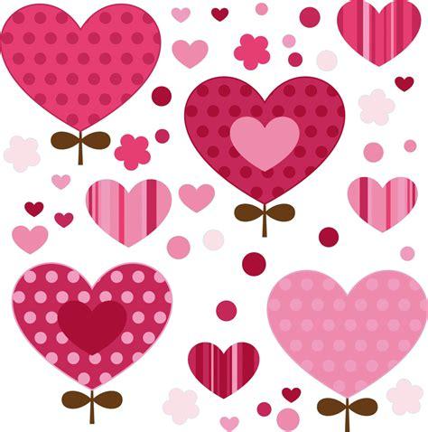 imagenes de flores y corazones infantiles vinilos folies kit vinilo decorativo infantil coraz 243 nes