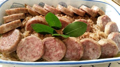 cucinare il musetto musetto e brovada borghi d italia