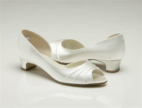 Brautschuhe Niedriger Absatz by Bridal Shoes Low Heel 2014 Uk Wedges Flats Designer Photos