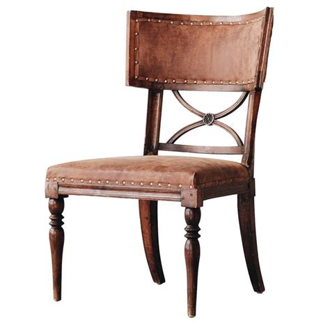 klismos chairs 19th century swedish gustavian klismos chair for sale at
