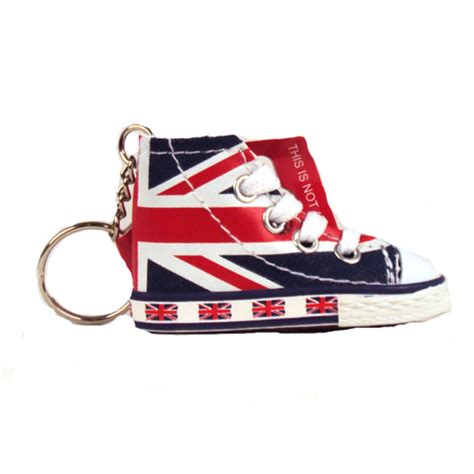 Boot Kets union boot key ring wise choise foods