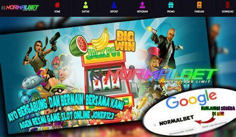 situs agen joker gaming slot  nomor   indonesia