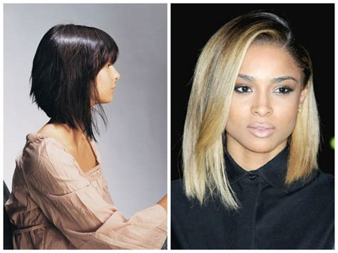 long asymmetrical lob 5 summer hairstyles you must try hair world magazine
