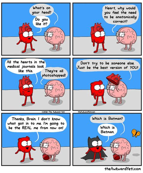 and brain an awkward yeti collection the real deal