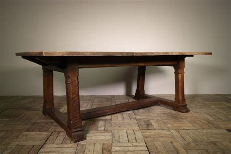 Reclaimed Oak Extending Dining Table Antique Liberty S Of Oak Extending Dining Table 413083 Sellingantiques Co Uk