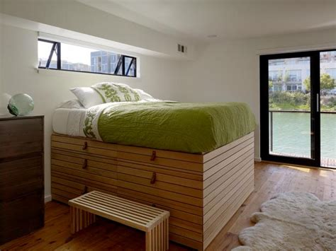 Platform Bed High Off Ground 10 Beds That Look Good And Have Killer Storage Too Hgtv