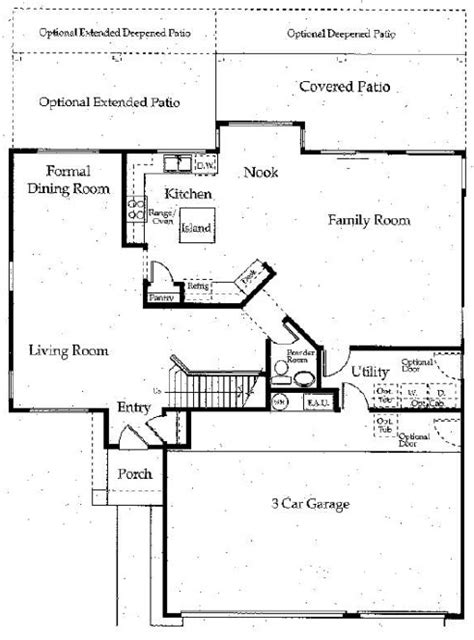 shea homes floor plans shea homes floor plans meze blog