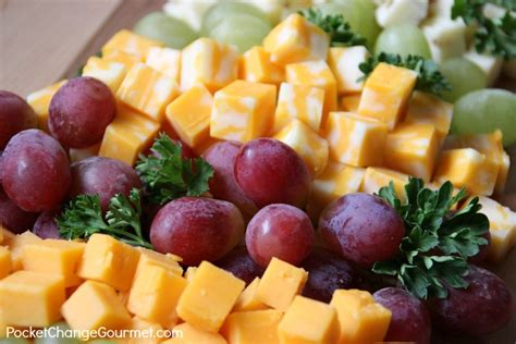cheese fruit tree appetizers fruit and cheese tree pocket change