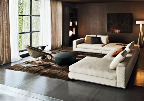Living Room Furniture Ma by Minotti Modern Living Room Furniture At The Morson