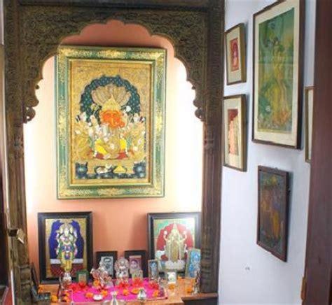 Indian Home Interior Design Photos Middle Class Pooja Room Home Mandir Living Room