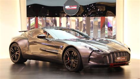 for sale one of seven aston martin one 77 q series