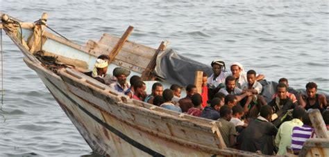 refugee boat crash apache helicopter guns down boat full of somali refugees