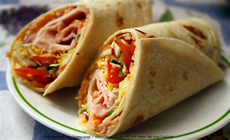 imagenes wap up wraps quick tasty good for you too unl food