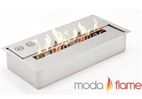 Bioethanol Fireplace Burner by Moda Pro 12 Quot Ventless Bio Ethanol Fireplace Burner