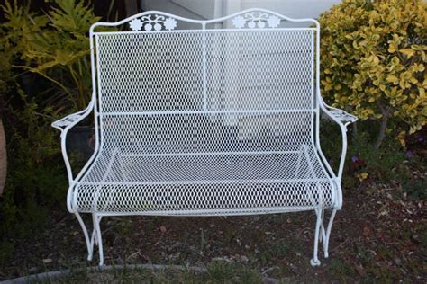 furniture images about vintage iron patio on metal patio