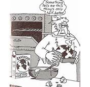 The Best Insight Into This In His Cartoon Entitle Gods Kitchen