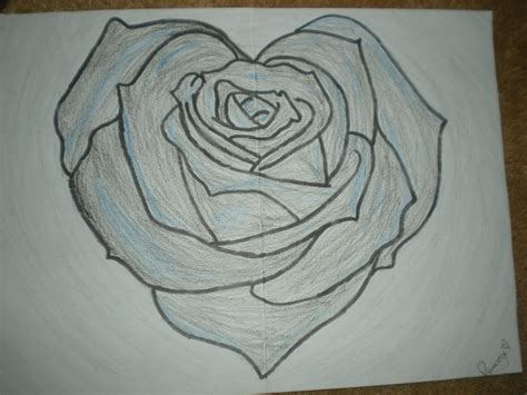 how to draw doodle roses 10 drawings jpg