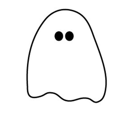 printable halloween ghost decorations homeopathy the ghost in the room the healing haven