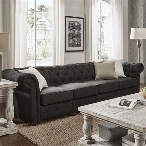 dark gray sofa best 25 dark grey couches ideas on pinterest dark grey