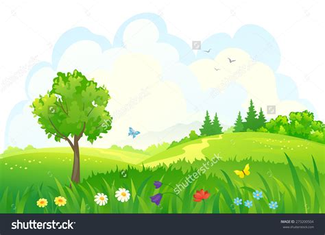 green meadow clipart clipground