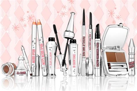 Makeup Benefit new product benefit cosmetics new brow collection on makeup magazineon makeup magazine
