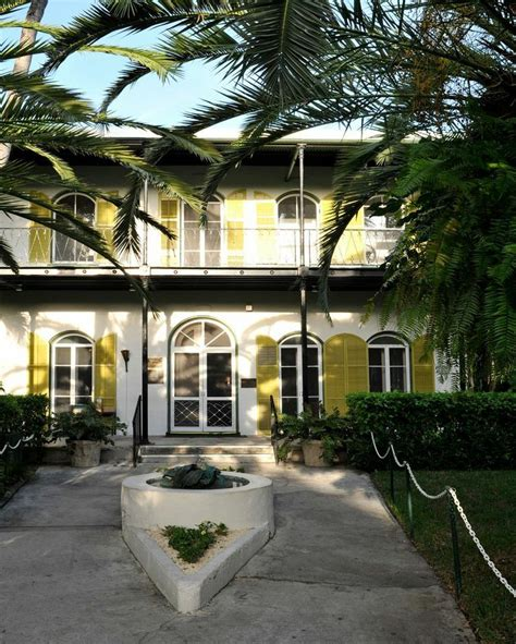 ernest hemingway house ernest hemingway s house in key west has charm cats and a