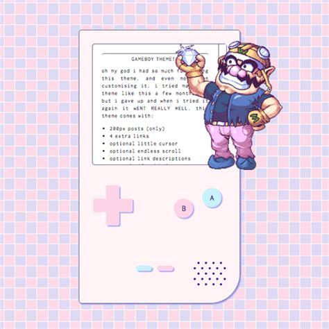 themes tumblr pokemon pokemon zelda nintendo code yoshi kirby theme gameboy