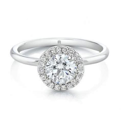 forevermark center of my universe halo engagement