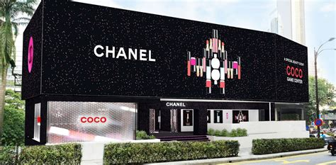 Makeup Chanel Malaysia the chanel coco center is coming to town book your