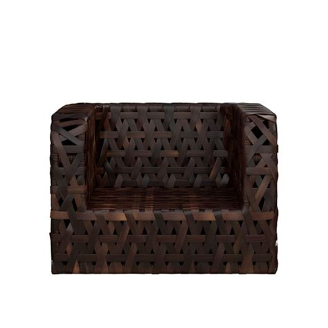 basket weave garden chairs basket weave lounge chair williams sonoma