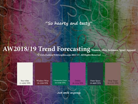 aw2017 2018 trend forecasting on behance aw2018 2019 trend forecasting on behance