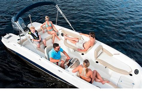 deck boat nh 2017 new stingray 182 sc182 sc deck boat for sale