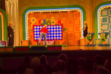 Thepriceisright Giveaways - the price is right live cash prizes fun and laughter the branson blog by branson