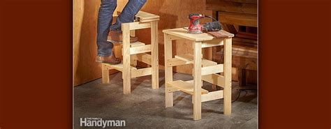 Build A Simple Stool by Build A Simple Step Stool The Senior Craftman