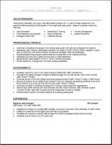 Healthcare Resume Template by Health Care Resume Templates Sales Manager Health Care