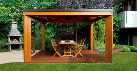 quanto costa una tettoia in legno gazebo in legno vuoi mettere un gazebo in legno