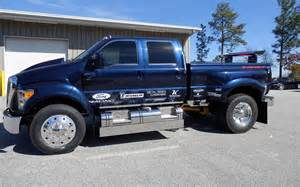Ford F650 Truck Ford F 650 Charity Truck Side 202084 Photo 4 Trucktrend