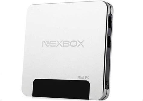 Hp Panasonic T9 nexbox t9 この価格帯では希少なram4gb ストレージ64gbのwindows tv box