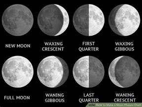 moon phase daily moon phases mood changes claire six