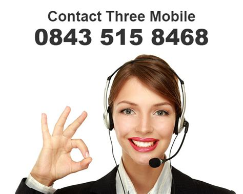 3 mobile contact 3 mobile contact number contact three on 0843 515 8468