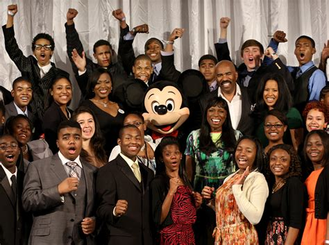 Disney Dreamers Academy Winning Essay by Disney Dreamers Academy With Steve Harvey And Essence Magazine Dickerson