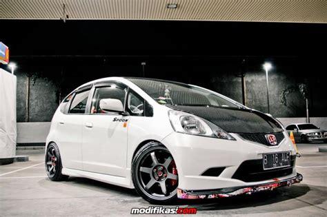 Bolt On Honda Jazz Rs Ge8 Muffler Spoon Promo spion jazz autos post