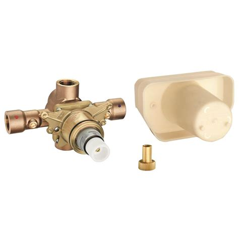 Plumbing Supply Fremont Ca by Grohe Faucet In Valves Decorative Plumbing
