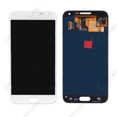 Lcd E7 white lcd display touch screen assembly for samsung galaxy e7 e7000 e700f