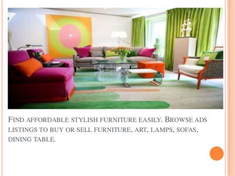 home furnishing items design decoration