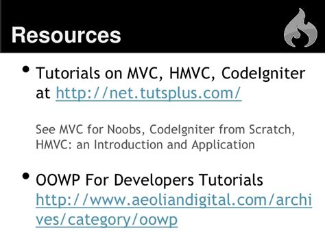 ci mvc tutorial modular php development using codeigniter bonfire