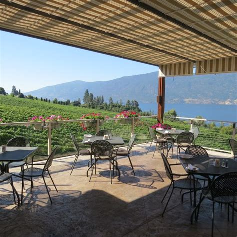 Patio Swing Kelowna 6 Okanagan Establishments Make Canada S Top 100 Outdoor